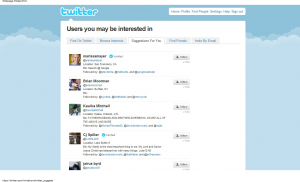 twitter suggested users